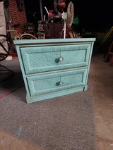 refurbished night stand 2 drawers in Conroe, Texas