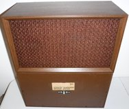 Vintage Early 60s 2 Utah Acoustic Suspension Bookshelf Speaker Set in Joliet, Illinois