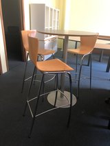 High Table with 3 Chairs (set) in Aurora, Illinois