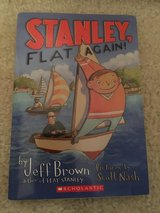 Stanley, Flat Again! book in Camp Lejeune, North Carolina