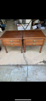 Pair of Side Tables for Sale in Midlothian in Richmond, Virginia