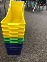 Book bins for teachers in Chicago, Illinois