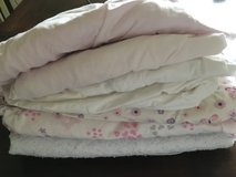 Girl Fitted Crib Sheets in Okinawa, Japan
