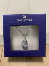 Swarovski Water Drop Blue Crystal Necklace in Okinawa, Japan
