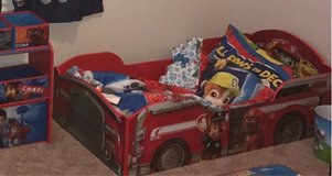 Kid bed in Fort Campbell, Kentucky