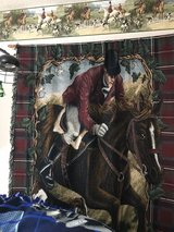 Tapestry English hunting in Byron, Georgia