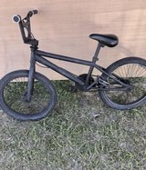 Diamondback BMX Bike Black Diamondback BMX Bike in The Woodlands, Texas