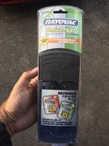 Rayovac universal battery charger in Chicago, Illinois