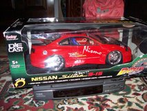 Red Nissan Silvia 1:12 Scale Car. New never taken out of the box. in Alamogordo, New Mexico