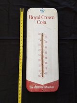 Royal Cola Ad Thermometer in Fort Leonard Wood, Missouri