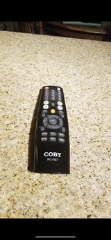 NEW COBY TV Remote Control in Camp Pendleton, California