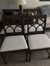 Bernhardt Vintage Dining Room Chairs in Chicago, Illinois