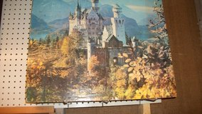 wall hanging photo german castle in Alamogordo, New Mexico