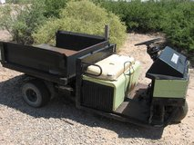 1994 cushman truf truckster by jacobson in Alamogordo, New Mexico