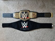WWE World Title Belt - NEW in Camp Lejeune, North Carolina