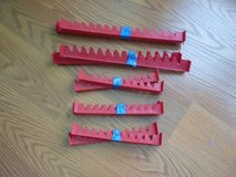 WRENCH RAIL ORGANIZERS FOR TOOL CHEST in Aurora, Illinois