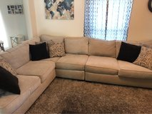 like new sectional in Camp Lejeune, North Carolina