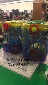 Hamster Cages in Fort Leonard Wood, Missouri