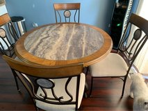 dining table and 4 chairs in Plainfield, Illinois