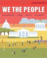We the People (Full Tenth Edition) , Hardcover in Kingwood, Texas