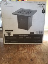 """Gas Fire Table Outdoor Patio 28"""" square in The Woodlands, Texas"""
