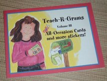 NEW Teach-R-Grams Volume III Soft Cover Book for Teachers in Chicago, Illinois