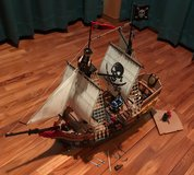 Playmobil Pirate Ship in Okinawa, Japan