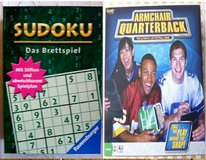 Game of Sudoku & Arm Chair Quarterback in Ramstein, Germany