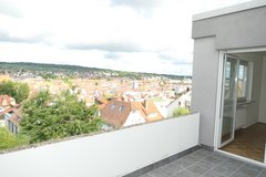 Attractive 3 BR with view near Patch in Stuttgart, GE
