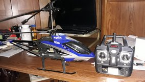 2.4ghz Syma S33 (3d full function electric helicopter) in Fort Knox, Kentucky