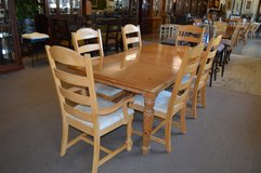 """Broyhill ""Table leaf and 6 chairs in Tacoma, Washington"