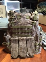 kryptec camo plate carrier pending pick up in Okinawa, Japan