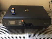 Hp - Envy 4504 Network-ready Wireless E-all-in-one Printer+ new Color Cartridge in Alamogordo, New Mexico