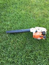STIHL  CHAIN SAW FARM BOSS MS290  AND STIHL GAS BLOWER READY TO WORK in Chicago, Illinois