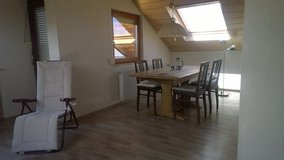 Huge 2 bdr. loft apt. with galery, f. furnished, close Panzer, Patch, long term possible in Stuttgart, GE