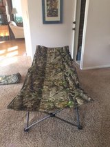 """Cot  camo """"Hunter Specialties""""   strong steel and alum frame  new in Westmont, Illinois"""