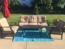 Patio Conversation Set in Chicago, Illinois
