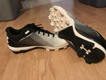 Under Armour  Baseball Shoes size 11 in Chicago, Illinois