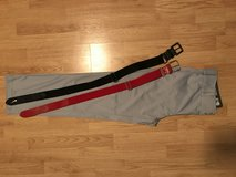 Niki XL Gray Baseball pants in Chicago, Illinois