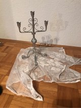 Candle Holder & Table Cloth in Ramstein, Germany