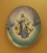 Our Lady of Silence Collector Plate in Naperville, Illinois