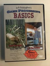Game processing basics dvd in Kingwood, Texas