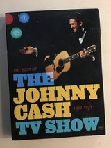 Johnny Cash TV show dvd in Kingwood, Texas