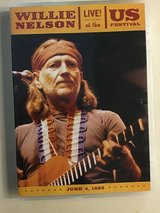 Willie Nelson live at the us festival dvd in Kingwood, Texas