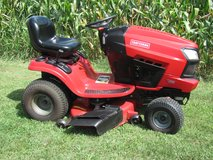 Craftsman Lawn Tractor Model 2200 in Fort Campbell, Kentucky
