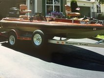 1986 Ranger Bass Boat in Joliet, Illinois