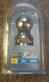 "New - Reese 2 5/16"" Chrome hitch ball in Chicago, Illinois"