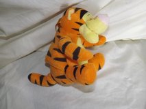 Disney soft toy Tigger in Lakenheath, UK