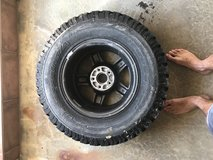 Spare Tire  BF Goodrich All- Terain T/A in Okinawa, Japan