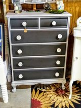 Antique solid maple dresser in Camp Lejeune, North Carolina
